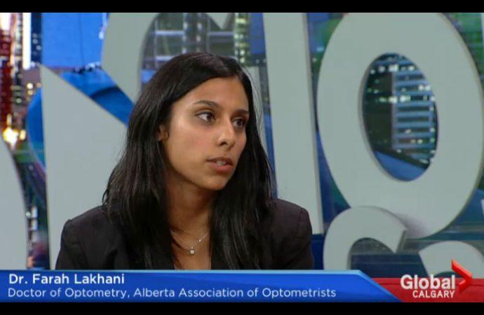 Dr. Farah Lakhani on Global News
